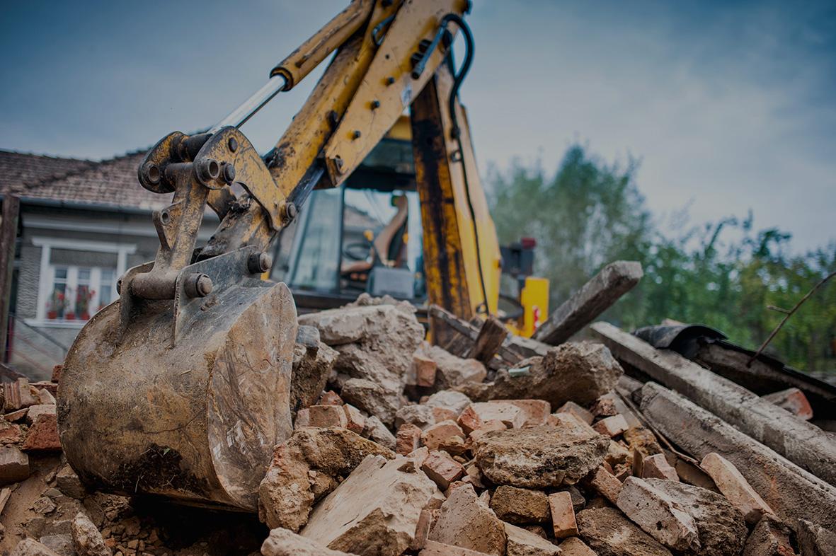 Demolition London