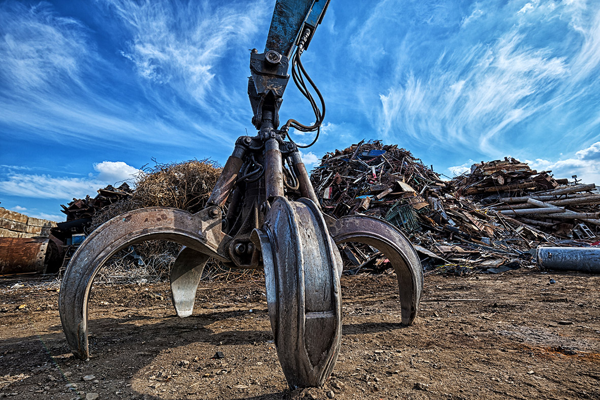 Scrap Metal Recycling London
